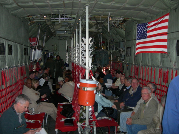 A Ride On A C130 Public Safety Ministries Inc