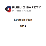 Public Safety Ministries 2014 Strategic Plan